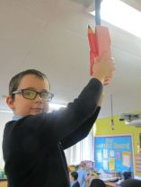 We love measuring in Primary 4
