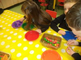 Maths in Primary 1