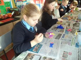 Primary 6 Pottery Workshops