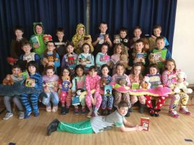 P4 Celebrate World Book Day