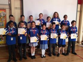 New Digital Leaders for St Joseph's!