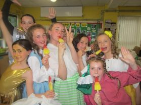 P7 Show - Beauty and the Beast