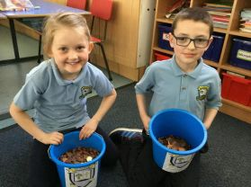 PTA Small Change for a Big Difference Fortnight