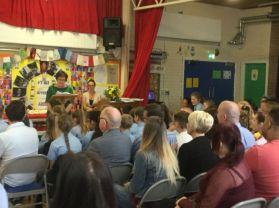 P7 Prize Day 2017