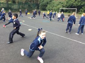 P3 Sponsored Sport for Trocaire
