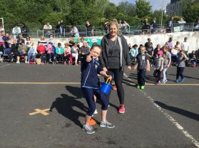 Foundation Stage Sports Day