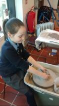 Primary 5 Clay Workshops