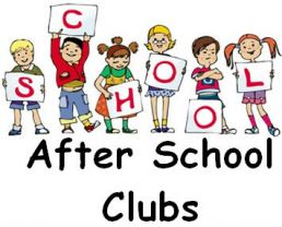 After School Registration Term 2