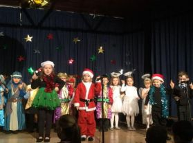 P1 and P2 Christmas Shows