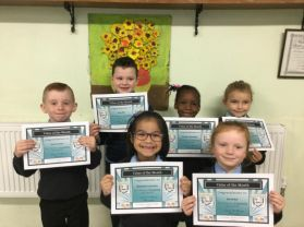 September Awards
