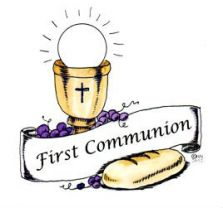 Primary 4 First Holy Communion Message